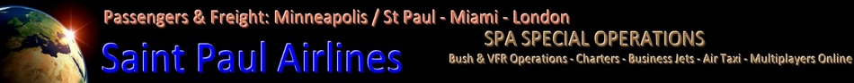 St. Paul Virtual Airlines